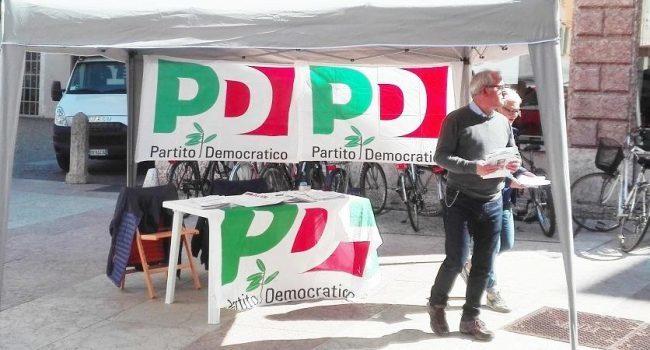 Il PD in ogni piazza e in ogni rione per presentare le idee per una nuova Europa