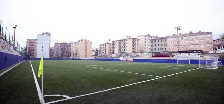 1000 firme per uno spazio di incontro nel nuovo impianto polisportivo di San Giovanni, presentazione dell'iniziativa