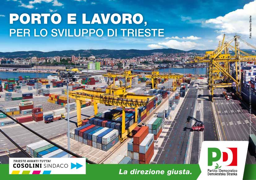 Porto e lavoro, per lo sviluppo di Trieste