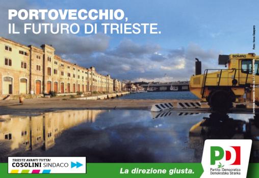 Porto Vecchio, il futuro di Trieste