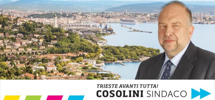 Gli appuntamenti del candidato #Avantitutta #CosoliniSindaco