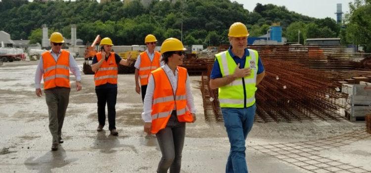 Trieste: Serracchiani, piattaforma logistica interessa a investitori