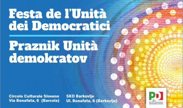 Festa dell'Unità dei Democratici 2019 per immagini